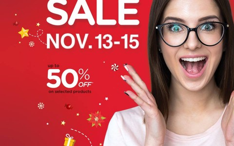 Watsons Nationwide Sale November 2015