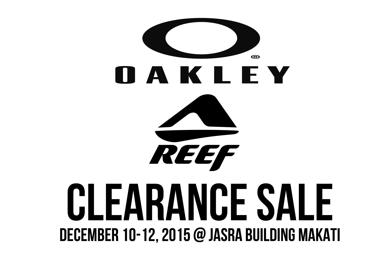 oakley clearance sale 2016