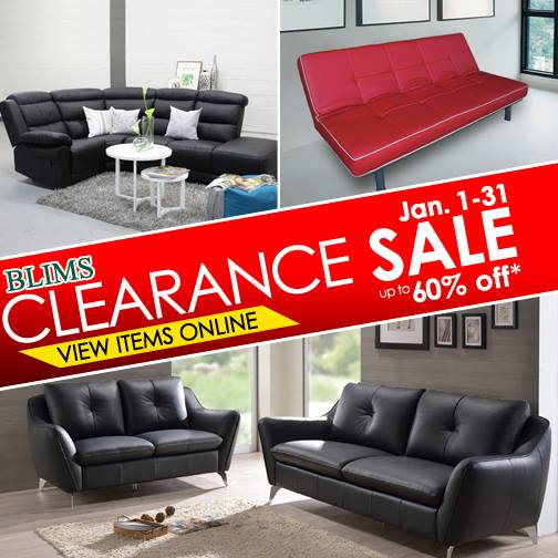 Blims Fine Furniture Sale Until January 31 2016 Manila On Sale