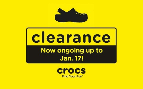 Crocs-Clearance-Sale-2016-poster
