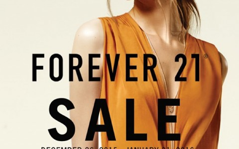 Forever-21-Sale-2016-poster