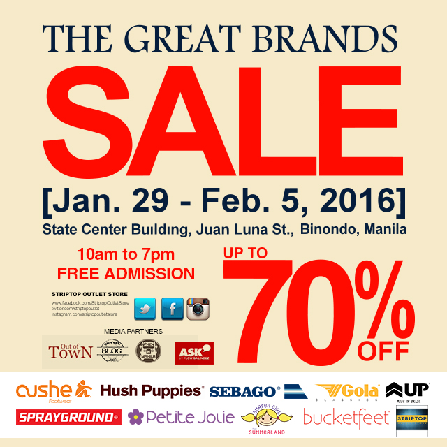Great Brands Sale Instagram 640x640 Image Post