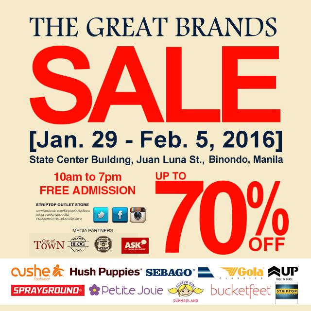Great Brands Sale Instagram 640x640 Image Post