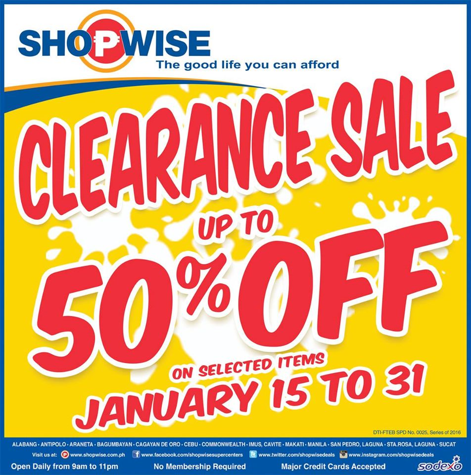 Shopwise-2016-Sale-Poster