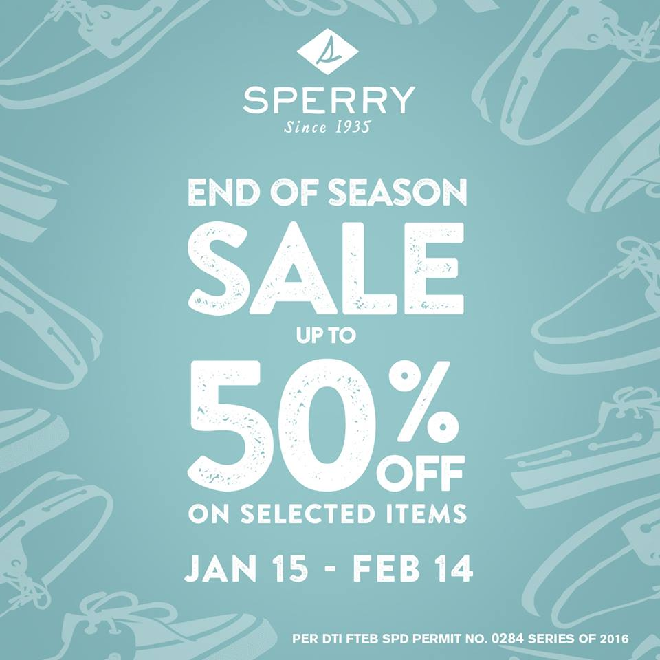 Sperry | Manila On Sale