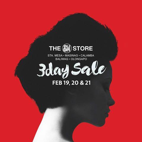 SM Store Sale