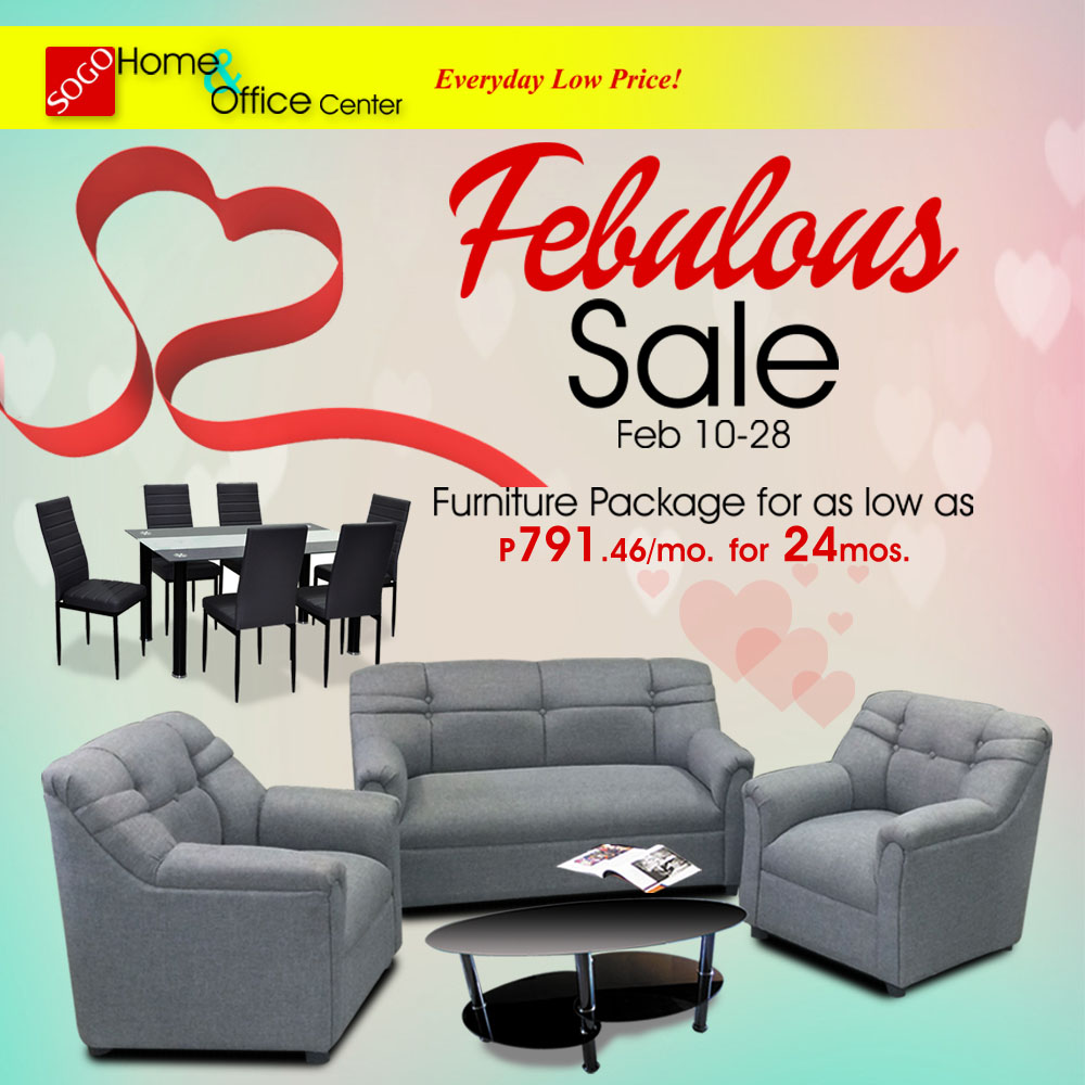 Sogo Home And Office Center Febulous Sale Manila On Sale