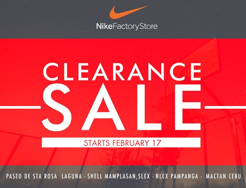 Clearance Sale On Branded Shoes