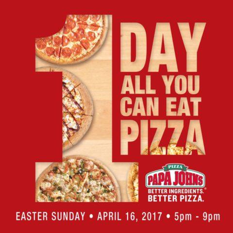 Papa johns coupons april 2019