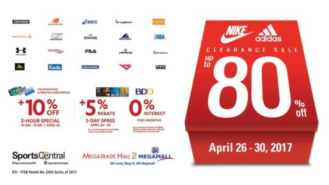 d036824809b85 SPORTS CENTRAL CLEARANCE SALE: NIKE, ADIDAS, AND MORE!