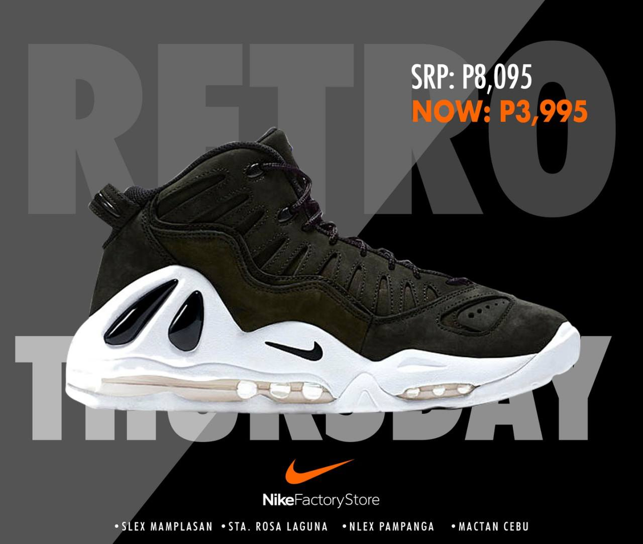 Nike Factory Store: 50% OFF JORDANS!!! | Manila On Sale