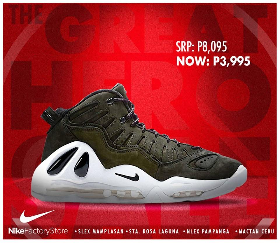 Nike Factory Store, North Bound SLEX Mamplasan Pilipinas Shell, Sto. Tomas,  Binan City, Laguna, Philippines 4024