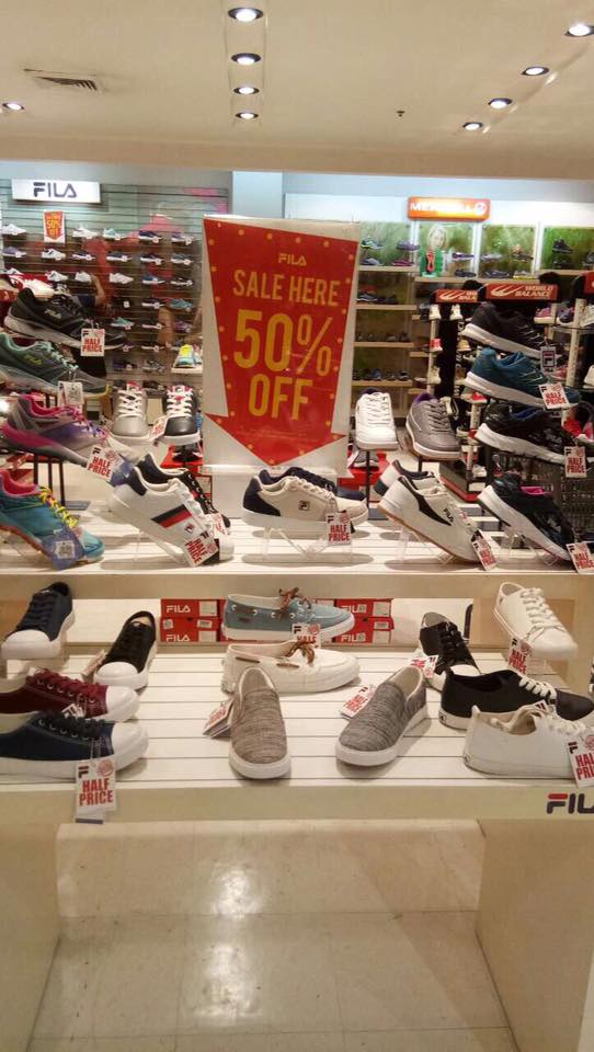 The SM Store Megamall Payday Megasale