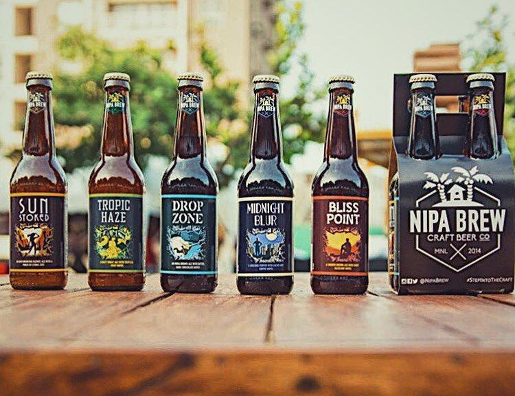 buy 1 take 1 on craft beers at brick mortar bgc manila