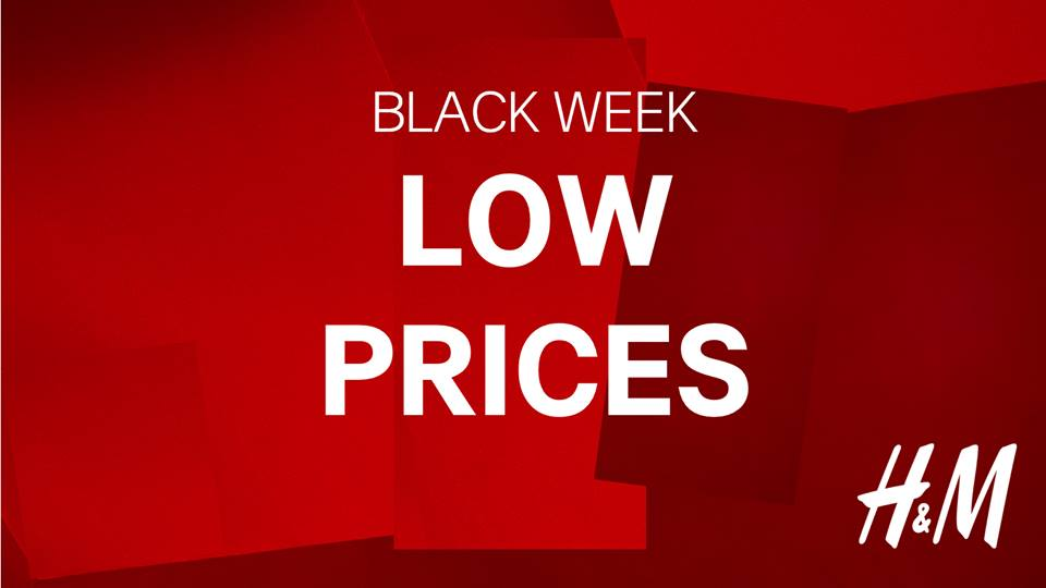 The H&M Black Friday Sale sale is here, with 30% off (using code ) all their winter faves. Whether you're in the market for a romantic blouse, edgy jacket, or classic denim, this is the sale.