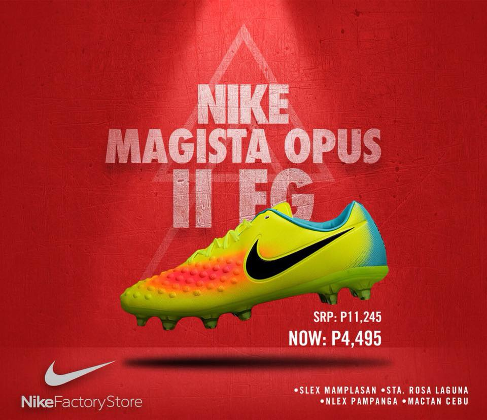 nike factory soccer boots