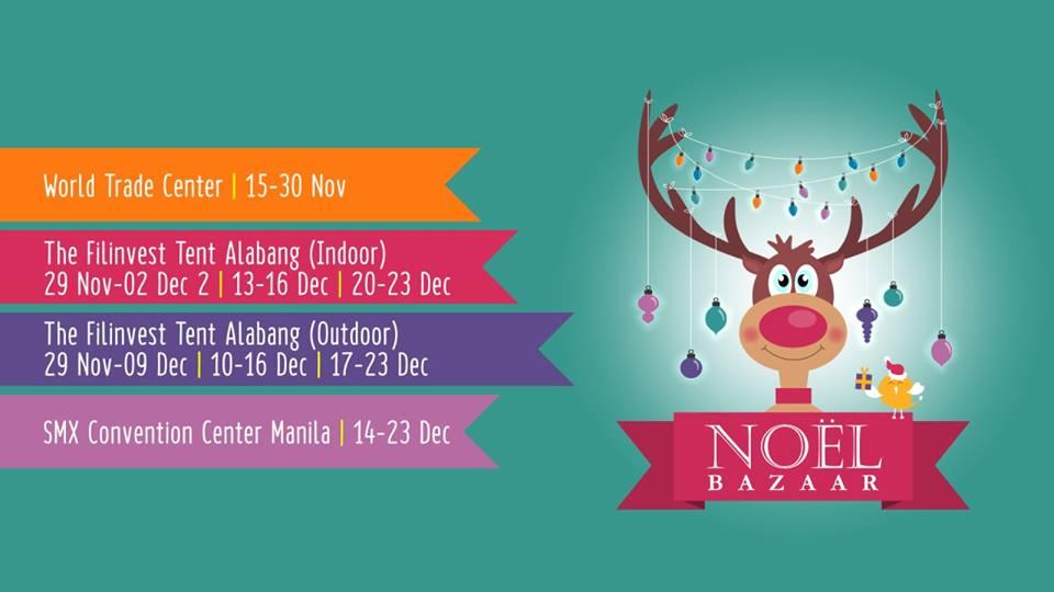 noel bazaar 2018 wtc Noel Bazaar 2018 | Manila On Sale noel bazaar 2018 wtc