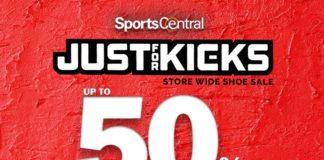 715a297373d04 Sports Central Just for Kicks Shoe Sale September 2018