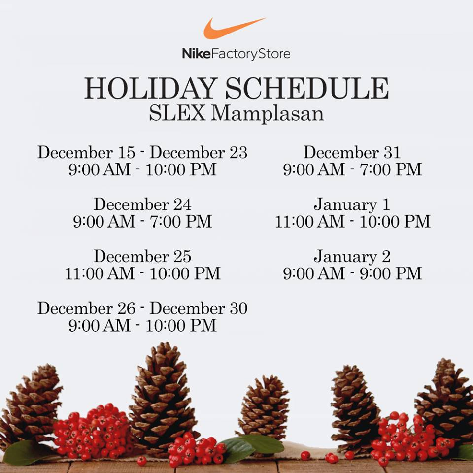 the latest efacd 5928d Nike Factory Store White Christmas Sale 2018