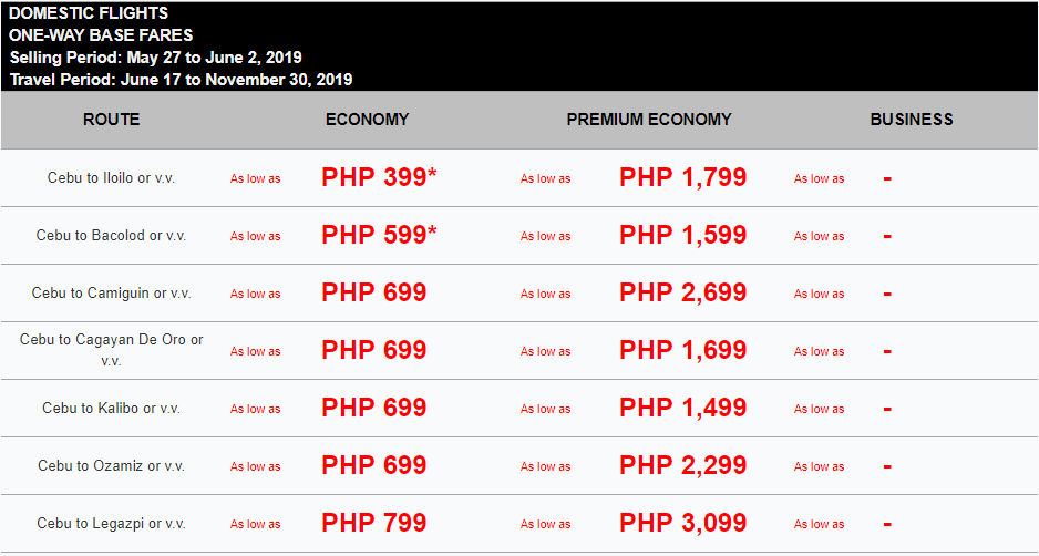 Philippine Airlines Independence Day Sale 2019 | Manila On Sale 2020