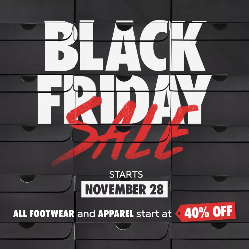 tristeza después del colegio Para aumentar  Nike Factory Store PH Black Friday Sale November 2019 | Manila On Sale