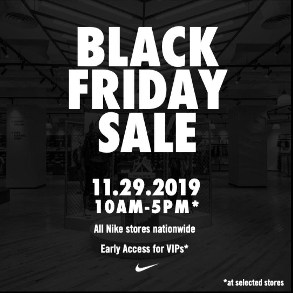 bienestar Percibir cocinero  Nike Park Black Friday Sale November 2019   Manila On Sale