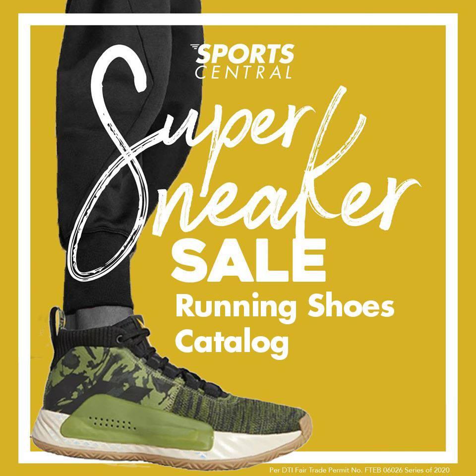 Sports Central Sneaker Sale 2020
